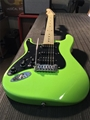 G&L USA Fullerton Deluxe Legacy HB Sublime Green Left Handed 6-String Electric Guitar