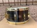 Ludwig USA  110th Anniversary Heirloom Brass LBR0714CX  Snare Drum 7x14""