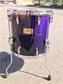 "USED Pearl Masters Birch Midnite Fade 14x14"" Floor tom"