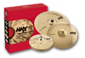 Sabian HHX EVOLUTION PERFORMANCE SET 15005XEB Cymbal Pack