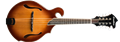 Breedlove Crossover FF Sunburst Sitka-Maple Mandolin