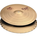 Paiste 2002  14 inch pair Sound Edge Hi Hat Cymbals