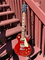 USED Gibson USA LP Traditional Pro II '60's Merlot  6-String Electric Guitar 2012