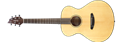 Breedlove  Discovery Concert  Left Handed   6-String Acoustic   Guitar