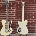 Schecter    DIAMOND SERIES Ultra III Ivory Pearl   6-String Electric Guitar