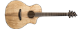 Breedlove USA Oregon Concert CE Gloss  Myrtlewood/Myrtlewood 6-String Electric Acoustic Guitar