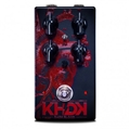KHDK Electronics  Dark Blood Distortion Pedal