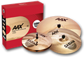 Sabian AAX STAGE PERFORMANCE SET 25005XB Cymbal Pack
