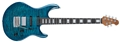 Ernie Ball/Music Man 25th Anniversary Luke III Bermuda Blue 6-String Electric Guitar 2018