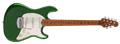 Ernie Ball/Music Man Cutlass RS Charging Green 6-String Electric Guitar 2020