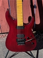 Schecter DIAMOND SERIES PROTOTYPE Hades-6FR  Vampire Red Pearl 6-String Electric Guitar