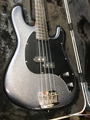 Ernie Ball/Music Man Cutlass Bass PDN Starry Night  4-String Electric Bass Guitar