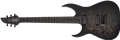 Schecter DIAMOND SERIES KM-6 MK-III Artist Trans Black Burst Left Handed 6-String Electric Guitar