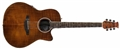 Ovation Applause Standard AB24IIP-VF Vintage Flame  6-String Acoustic Electric Guitar