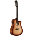 Alvarez Artist AD60-12CESHB Shadowburst  12-String Acoustic Electric Guitar