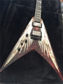 Dean USA   Dave Mustaine VMNT Angel Of Deth Left Handed 6-String Electric Guitar 2016