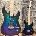 G&L USA CUSTOM SHOP Invader  Aurora Burst  6-String Electric Guitar 2018