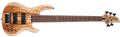 LTD B205SM Natural Satin 5-String Electric Bass Guitar