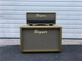 Bogner 210 Closed Back Cabinet  Gold Tolex