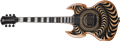 Wylde Audio Barbarian Raw Top Left Handed 6-String Electric Guitar
