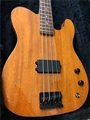 USED Schecter USA Custom Shop  Baron Bass Antique Amber 4-String Electric Bass Guitar