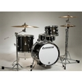 Ludwig LC179X Breakbeats by Questlove White Sparkle Mobile Drum Kit
