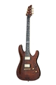 Schecter  DIAMOND SERIES    C-1 Classic  Antique Amber   6-String Electric Guitar