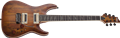 Schecter    DIAMOND SERIES C-1 Exotic Spalted Maple Satin Natural Vintage Burst   6-String Electric Guitar 2020