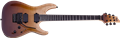 Schecter DIAMOND SERIES SLS Elite C-1FR Antique Fade Burst 6-String Electric Guitar