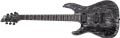 Schecter DIAMOND SERIES Silver Mountain C-1  Left Handed 6-String Electric Guitar 2020
