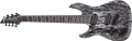 Schecter    DIAMOND SERIES Silver Mountain C-7MS   Left Handed 7-String Electric Guitar 2020