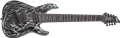 Schecter DIAMOND SERIES C-8 Multi Scale Silver Mountain 8-String Electric Guitar 2020
