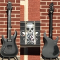 Schecter DIAMOND SERIES Blackjack SLS C-1S Sustainiac Satin Black   Left Handed  6-String Electric  Guitar
