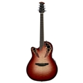 Ovation CELEBRITY ELITE   CE44LX-IR Natural Burst Left Handed 6-String Acoustic Electric Guitar