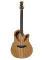 Ovation  CE44P-SM CELEBRITY ELITE EXOTIC Spalted Maple 6-String Acoustic Electric Guitar
