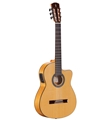 Alvarez Cadiz CF-6CE Gloss Finish 6-String Flamenco Classical Acoustic/Electric Guitar