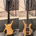 USED WARWICK Custom Shop Corvette $$ 5-String Electric Bass Guitar