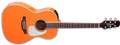 Takamine CP3NY  Gloss Orange  New Yorker   6-String Acoustic Electric Guitar