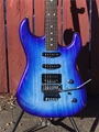 G&L USA CUSTOM SHOP Invader Blue Ice 6-String Electric Guitar 2019