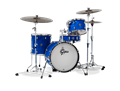 Grestch Catalina Club CT-1 J484 Blue Satin Flame  4-Piece Shell Pack