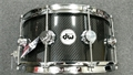 "DW USA Collectors 6 1/2x14""  Carbon Fiber Snare Drum"
