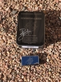 Schecter USA Custom Shop SYNYSTER GATES SIGNATURE Chrome Bridge Pickup SIGNED TIN 6541