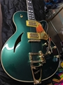 Schecter    DIAMOND SERIES PROTOTYPE Coupe British Green Metallic    6-String Electric Guitar 2017