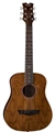 Dean Flight Bubinga   6-String Acoustic  Travel Guitar