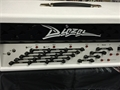 DIEZEL  VH4S  White Tolex Stereo Tube Guitar Head