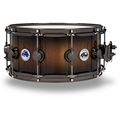 "DW Collector's Series Limited Edition Pure Tasmanian Timber 6 1/2 x14""  Snare Drum,"