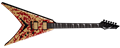 Dean USA  VMNT Dave Mustaine VMNT Holy Grail 24K Gold Leaf   6-String Electric Guitar