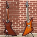 Schecter DIAMOND SERIES PROTOTYPE E-1 Standard Vintage Sunburst 6-String Electric Guitar
