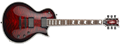 ESP E-II Eclipse See Thru Black Cherry Sunburst  6-String Electric Guitar