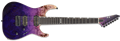 ESP E-II M-II NT Purple Natural Fade 7-String Electric Guitar 2019